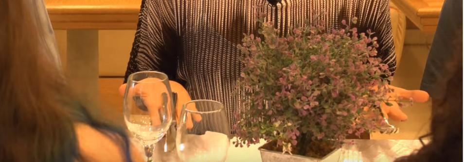 Rachel Mendelovitz - Table Etiquette