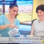 ערוץ 2 אברי גלעד והילה קורח - טקס התה